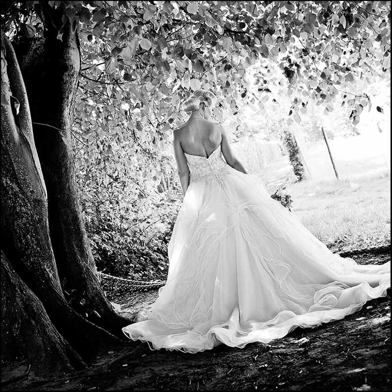 Ødelæg din brudekjole