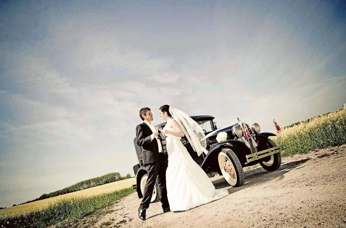 Den ultimative bryllupsfest