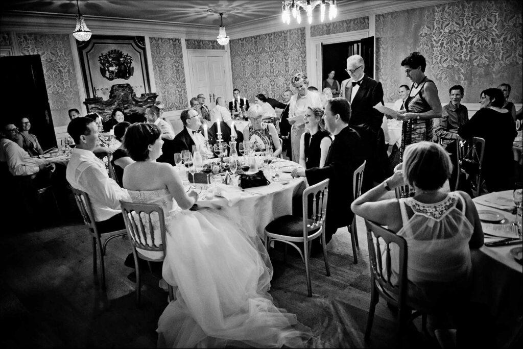 Talerækkefølge ved bryllup